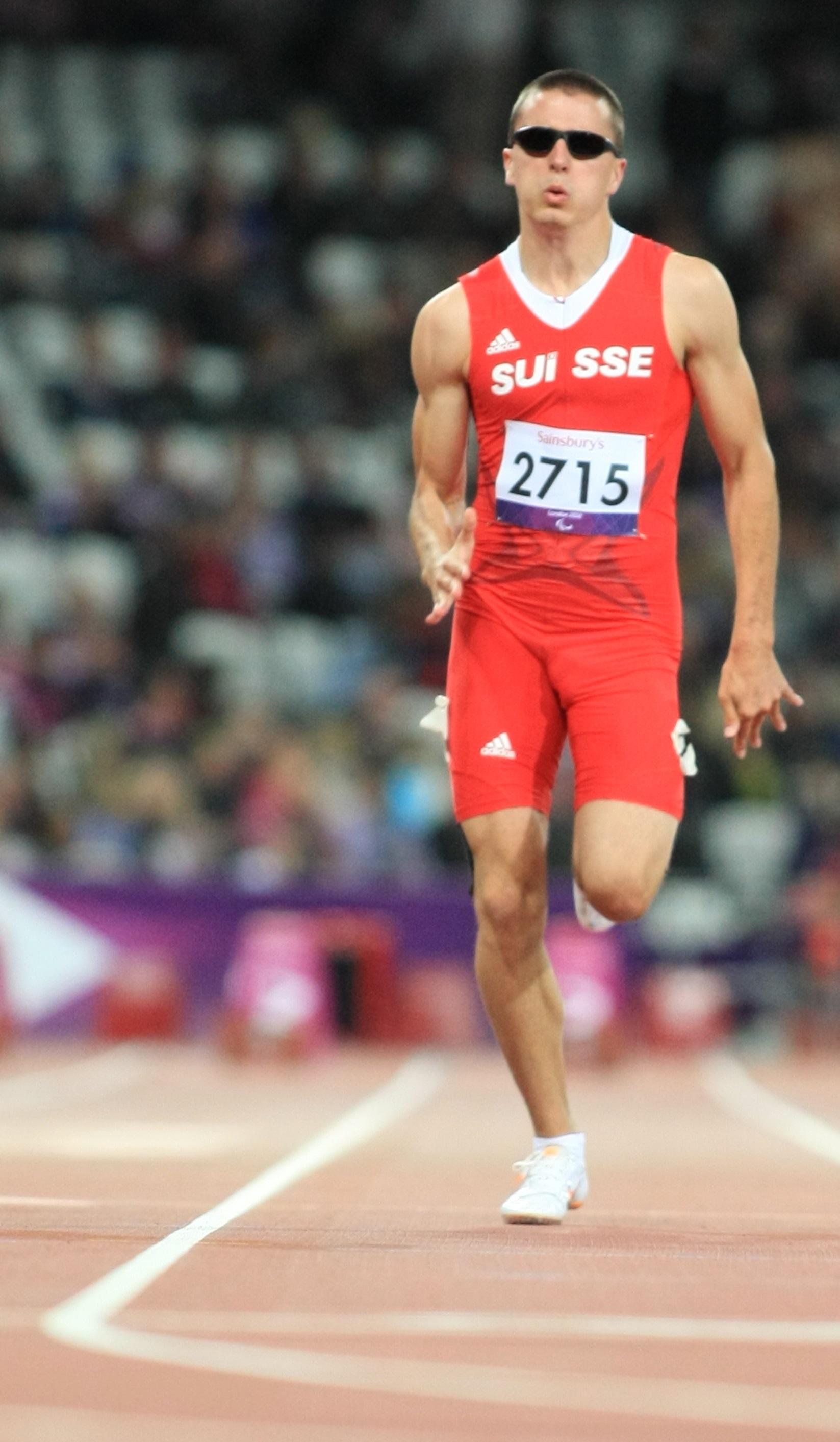 2012 London  Race Philipp Handler