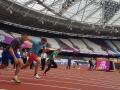 2017 London training